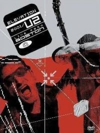 Cover U2 - Elevation 2001 - Live From Boston [DVD]